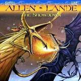 Cd Allen Lande The Showdow Symphony X Masterplan Primal Fear