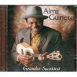 Cd Almir Guineto   Grandes Sucessos