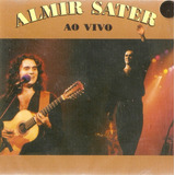 Cd Almir Sater   Ao Vivo   Novo Lacrado