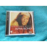 Cd Alpha Blondy The Essential 1ª Edição 2003 Raro Lacrado