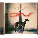 Cd Alphaville   Salvation   Raro Novo