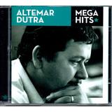 Cd Altemar Dutra   Mega Hits