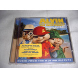 Cd Alvin And The Chipmunks   Chipwrecked   Esquilos