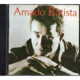 Cd Amado Batista   24 Horas No Ar