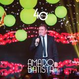 Cd Amado Batista 40 Anos   Ao Vivo 2016   Original E Lacrado