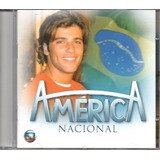 Cd América Nacional   Trilha Sonora