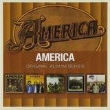 Cd America Original Album Series Lacrado 5 Cds