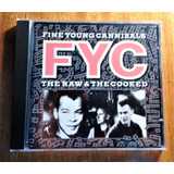 Cd Americano   Fine Young Cannibals   The Raw & The Cooked