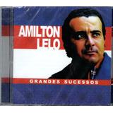 Cd Amilton Lelo   Grandes Sucessos