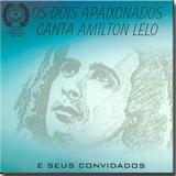 Cd Amilton Lelo   Os Dois Apaixonados