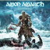 Cd Amon Amarth Jomsviking Original Lacrado   Envio Imediato