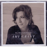 Cd Amy Grant   How Mercy Looks From Here   Novo