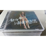 Cd Amy Winehouse    Back To Black    Tir  Bq   Não Lacrado