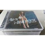 Cd Amy Winehouse    Back To Black    Tiragens Bq E Br   Lacr