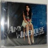 Cd Amy Winehouse    Back To Black   Novo Original E Lacrado