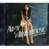 Cd Amy Winehouse   Back To Back