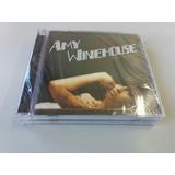 Cd Amy Winehouse   Back To Black    Importado U S A   Lacrad