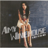 Cd Amy Winehouse   Back To Black   Novo
