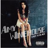 Cd Amy Winehouse   Back To Black