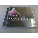 Cd Amy Winehouse   Frank   Tiragem Aq   Lacrado