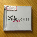 Cd Amy Winehouse   Frank Deluxe Edition Duplo