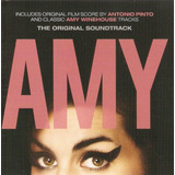 Cd Amy Winehouse   The Original Soundtrack   Novo