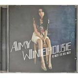 Cd Amy Winehouse Back To Black   D2
