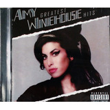 Cd Amy Winhouse Greatest Hits