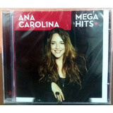 Cd Ana Carolina Mega Hits   Novo  Lacrado