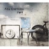 Cd Ana Carolina Nove Box  Digipack Novo Original Lacrado