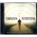 Cd Anderson Freire   Contagem Regressiva