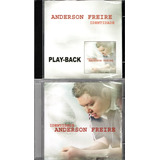 Cd Anderson Freire   Indentidade Cd E O Play back