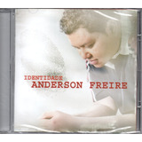 Cd Anderson Freire   Indentidade