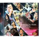 Cd Anderson Freire E Amigos   4 Bônus Play back   Original