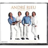 Cd André Rieu   Celebrates Abba