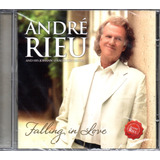 Cd André Rieu   Falling In Love