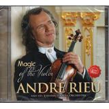Cd André Rieu   Magic Of The Violin