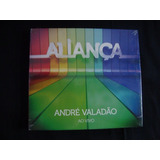 Cd André Valadão   Aliança   Ao Vivo