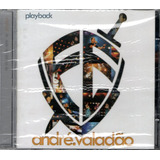 Cd André Valadão   Fé   Playback