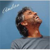 Cd Andrea Bocelli   Andrea