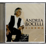 Cd Andrea Bocelli   Cinema