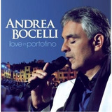 Cd Andrea Bocelli   Love In Portofino