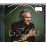 Cd Andrea Bocelli   Sí