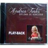 Cd Andrea Fontes   Diploma De Vencedor   Playback