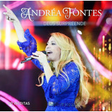 Cd Andrea Fontes Deus Surpreende Lc90