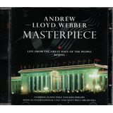 Cd Andrew   Lloyd Webber   Masterpiece