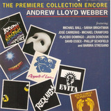 Cd Andrew Lloyd Webber   The Premiere Collection Encore