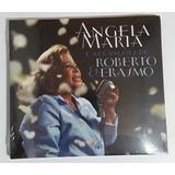 Cd Angela Maria   E As Cançês De Roberto E Erasmo