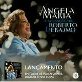 Cd Angela Maria Cd Angela Maria Canta Roberto  Alves Discos