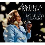 Cd Angela Maria E As Canções De Roberto E Erasmo